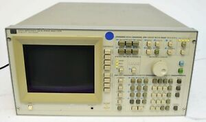 Hp 4194a Impedance Gain phase Analyzer No Optical Measurement Unit