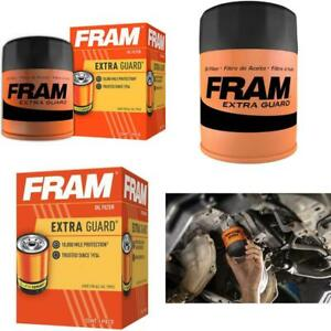 Fram Ph3614 Extra Guard Spin On Oil Filter Pack Of 1