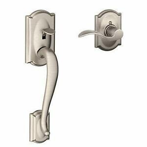 Schlage Lock Fe285vcam619acccam Camelot Handle Acceessory