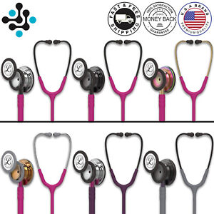 Classic Lightweight 3m Littmann Medical Stethoscope Dual head Diaphragm Tunable