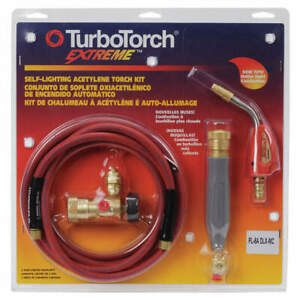 Turbotorch 0386 0834 Brazing And Soldering Kit