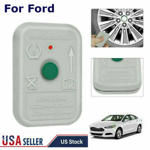 For Ford Tpms Tire Pressure Sensor Auto Training Activation Tool Transmitter Us