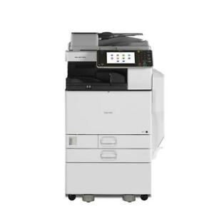 Savin Mp C4502 Color Laser Multifunction Printer