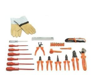 Facom 28 pc Insulated Tool Kit Fc 2185c vse