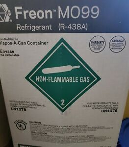 Mo99 Mo 99 R438a Drop in R22 Replacement M099 Refrigerant