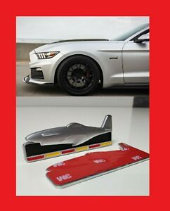 Ford Mustang Roush Badge Racing Style Pair Premium Quality
