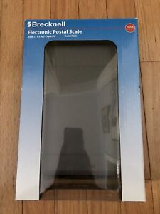 Brecknell Ps25 25 Lb X 2 Lb Electronic Postal Portion Scale Grey