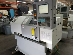 2006 Haas Gt 20 Cnc Gang Tool Lathe Turning Center Super Clean