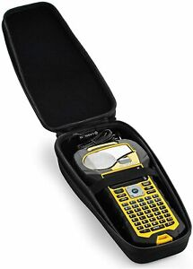 Caseling Hard Case Fits Brady Bmp21 Plus Handheld Label Printer With Rubber Bag