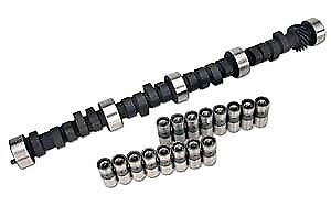 Lunati 10120702lk Voodoo Hydraulic Flat Tappet Camshaft And Lifter Kit Chevy Sma