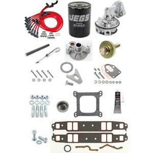 Jegs 12681429 Small Block Chevy Gm Goodwrench 350ci Crate Engine Installation