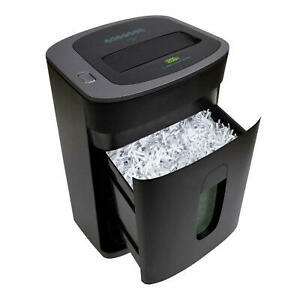 New Royal 1200x Paper Shredder 12 Sheet 5 Gallon Capacity 89115t Free Shipping