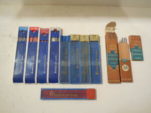 Staedtler Mars Mechanical Pencil Lead Lot Priced 2 Sell Free Ship