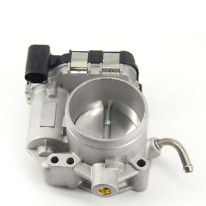 Throttle Body For Vw Volkswagen Jetta Beetle Golf Passat 2 5l 07k133062a