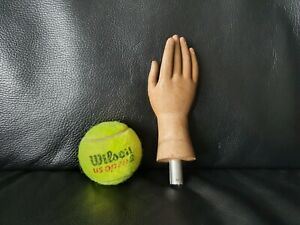 Old 1950 s Right Child Mannequin Hand Realistic Ex