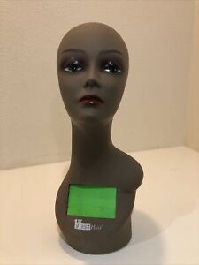 Realistic Mannequin Head For Wigs jewelry hats e mp013