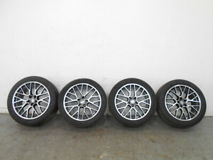 2015 15 16 Porsche Macan S Oem Bbs 20 Wheel Tire Set 2257