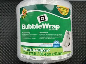 Duck Bubble Wrap 12in X 175ft