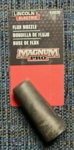 Lincoln Electric Magnum Pro Flux cored Welding Nozzle 1in Bottle Neck Shaped