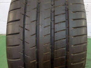 P245 35r18 Michelin Pilot Super Sport Used 245 35 18 92 Y 8 32nds
