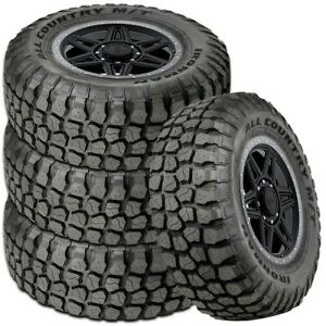 4 Ironman All Country M t 35x12 50r20 E 10 121q Off road Jeep Truck Mud Tires