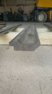 Press Brake Punches And Dies Gooseneck Punch 36 3 4 Long