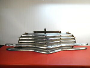Original Vintage 1 Year Only 1946 Chevrolet Grille Chevy Rat Rod Hot Rod Grill