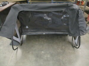 Aftermarket Convertible Top Roof Assembly Off 2009 Jeep Wrangler Lkq