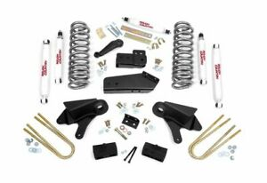 Rough Country 4 0 Suspension Lift Kit Ford Bronco 4wd 465b 20