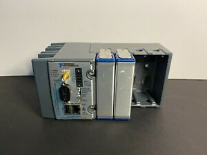 National Instruments Crio 9014 Controller With Crio 9103 4 slot Chassis Two No