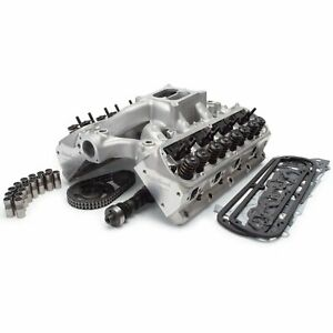 Edelbrock 2043 Rpm Power Package Top End Kit 1962 1981 Small Block Ford 331 363c