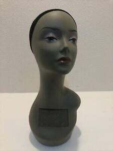 Realistic Mannequin Head For Wigs jewelry hats e mp058