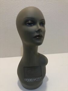 Realistic Mannequin Head For Wigs jewelry hats e mp061