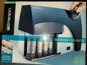 Emerson Automatic Coin Sorter Tested And Working
