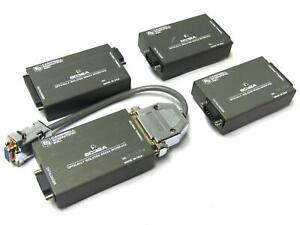4x Campbell Scientific Sc32a Optically Isolated Rs232 Interface