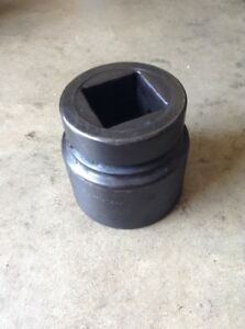 Ozat 4062 2 Impact Socket 3 7 8 Hex 2 1 2 Drive For Hydraulic Torque Wrench