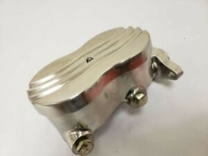 Hot Rod Stainless Steel Brake Master Cylinder W 1 Bore Ss Custom Display Sale