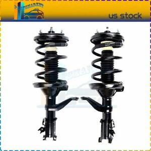 For 2003 2011 Honda Element Front Complete Struts Shock W Spring Assembly 2