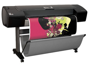 Hp Designjet Z3200 44 in Postscript Photo Printer
