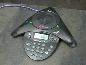 Polycom Soundstation 2 2201 16000 601 Conference Phone