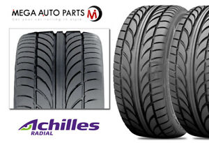 2 Achilles Atr Sport 255 35zr20 97w Xl All Season Traction High Performance Tire