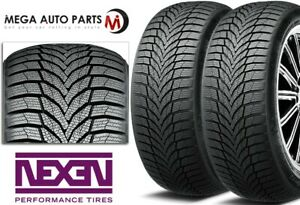 2 Nexen Winguard Sport 2 235 45r17 95v High Performance Winter Snow Tires