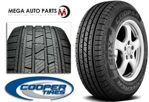 1 Cooper Discoverer Srx 255 70r18 113t Suv Cuv All Season 75k Mi Warranty Tires