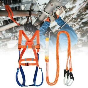 Full Body Safety Belt Outdoor Aerial Work Harness Electrician Climb Protection