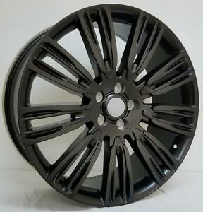 20 Wheels For Land Range Rover Hse Sport Supercharged Lr3 Lr4 20x9 5