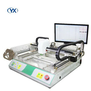 Yx Tvm802b s Pick And Place Robot Machine Pcb Assembly Equipment Chip Mounter