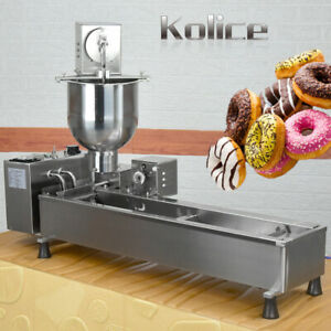 Kolice Commercial Automatic Doughnut Maker Donut Machine Donuts Frying Machine