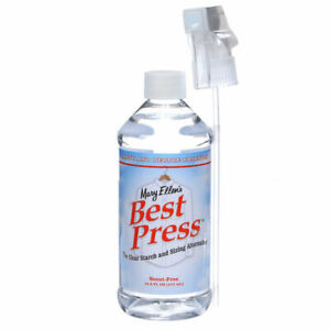 Mary Ellen#x27;s Best Press Spray Starch Scent Free 16.9 oz. $9.95