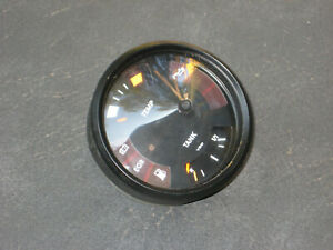 Porsche Vdo 924 Fuel Temp Multi Gauge Date Stamp 7 76