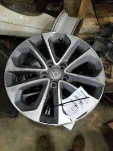 Wheel 18x8 Alloy Gray Inset Fits 13 15 Accord 84100